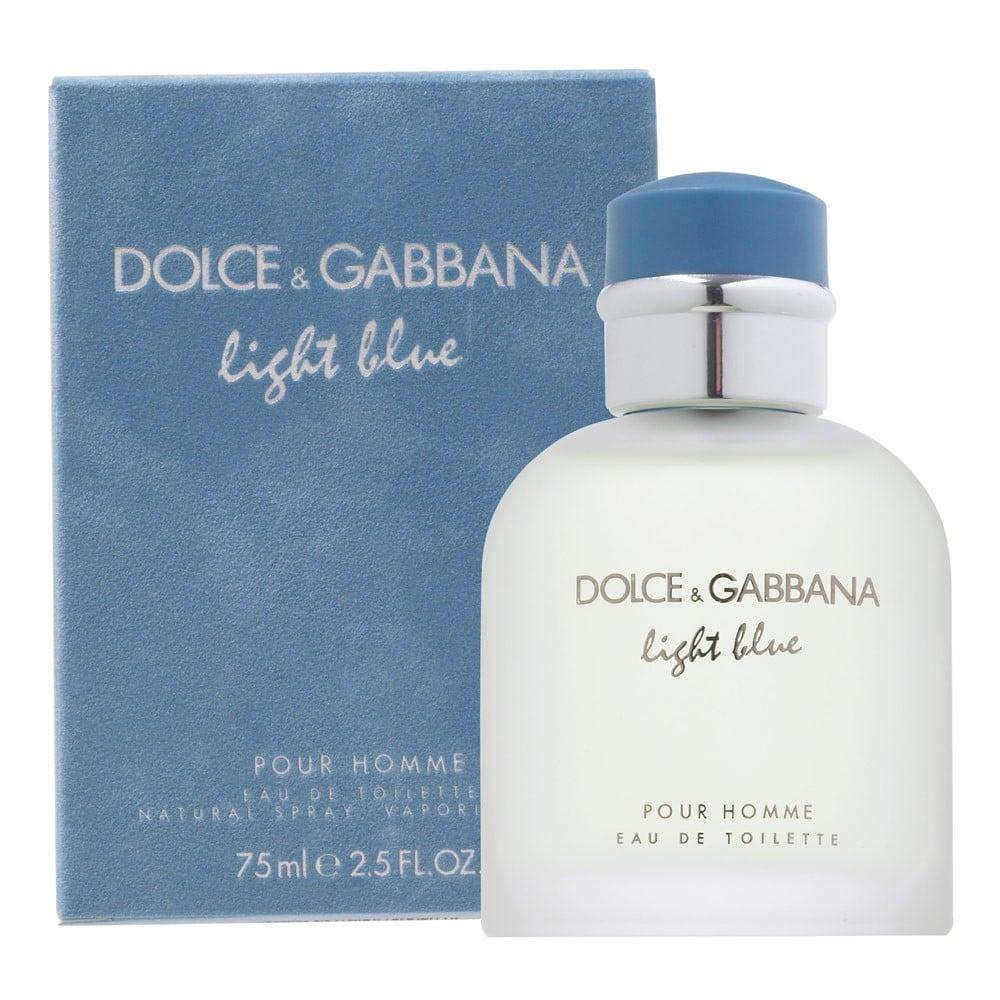 best mens fragrances light blue