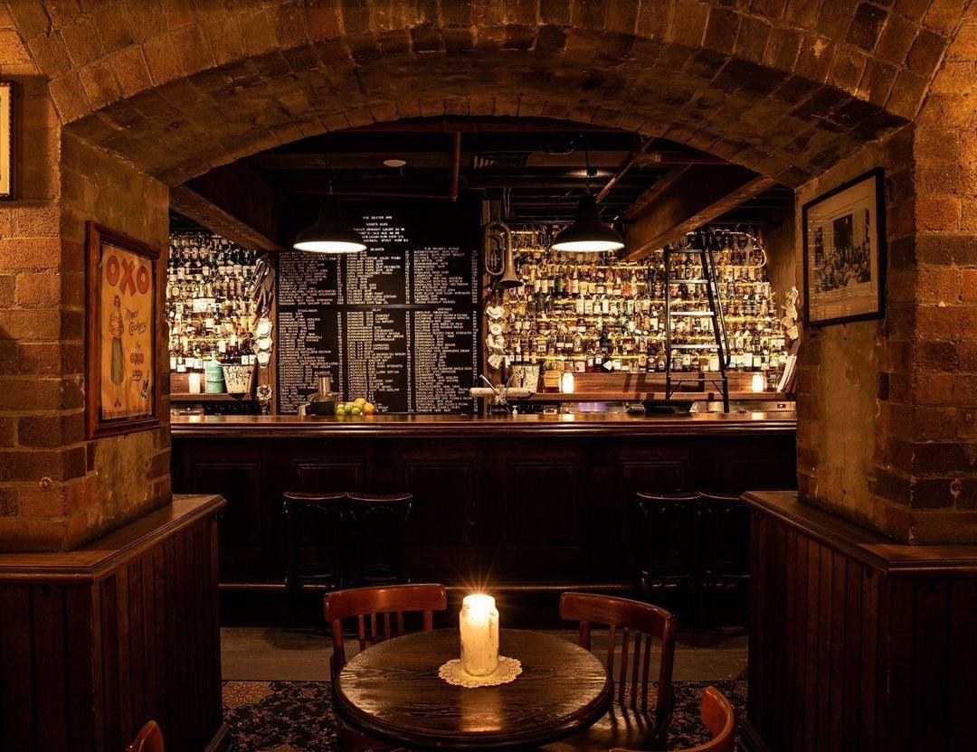 best whisky bars baxter inn