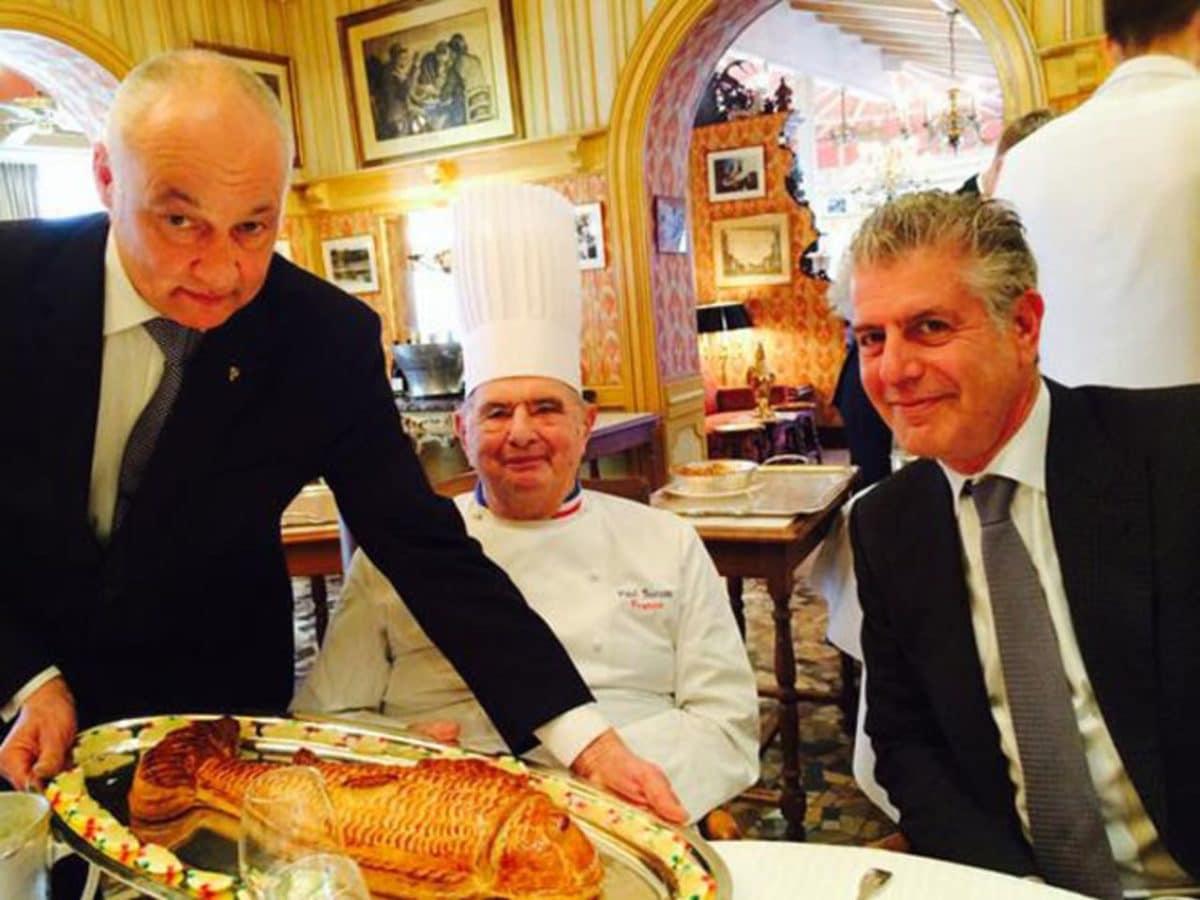 Anthony Bourdain Favourite Restaurants - Restaurant Paul Bocuse, Lyon