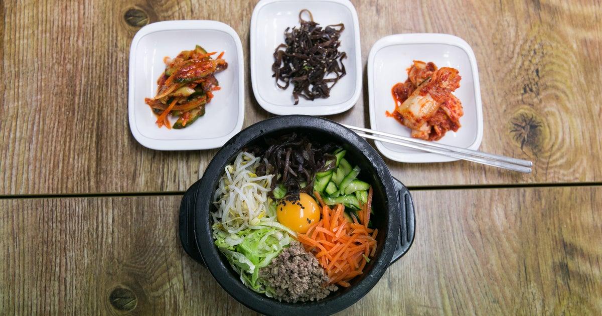 funny funny korean restaurant