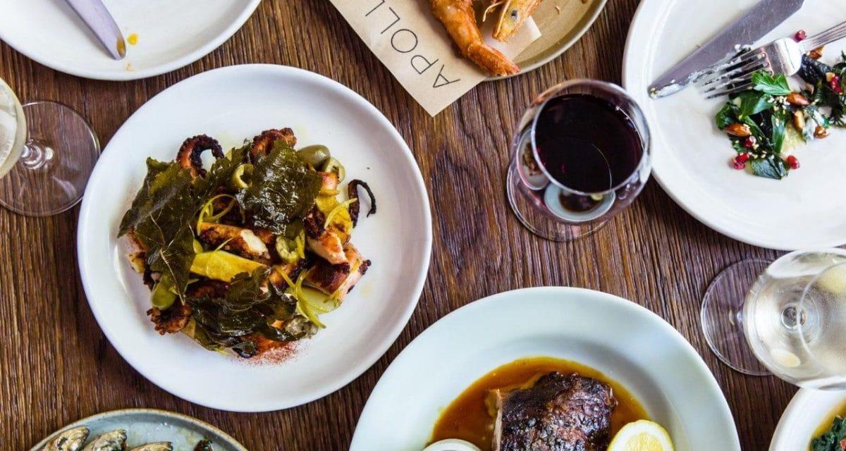 greek restaurants sydney