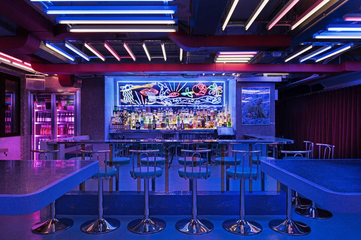 Anthony Bourdain Favourite Restaurants - Happy Paradise, Hong Kong