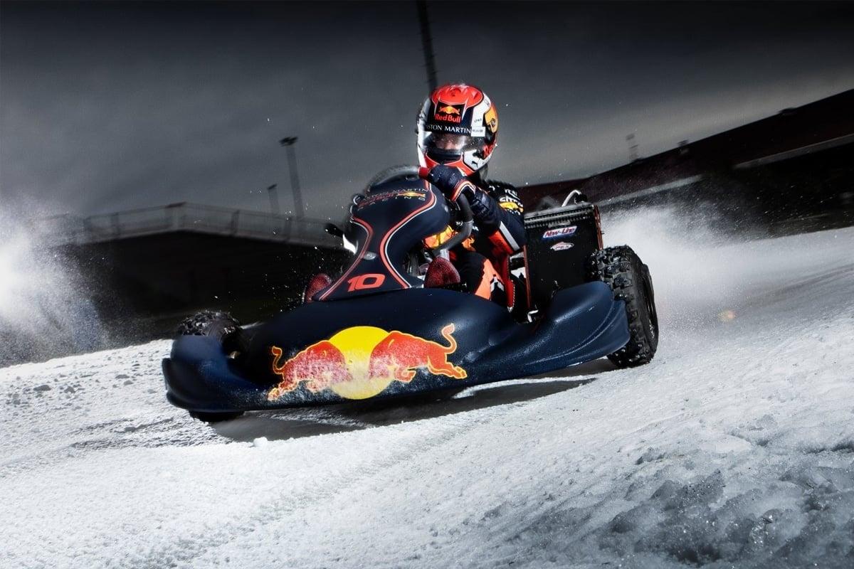 ice karting sydney redbull