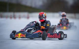ice karting sydney red bull