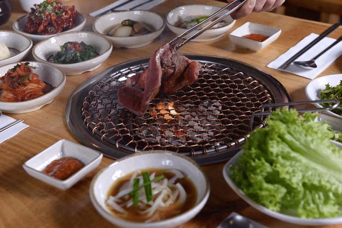 korean barbecue in sydney