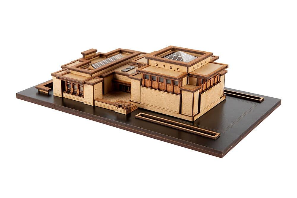 Little Building Co Unity Temple