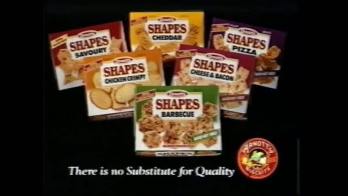 90s snacks australia - shapes