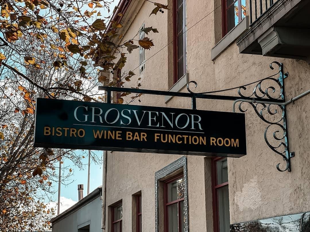 melbourne pubs grosvenor hotel