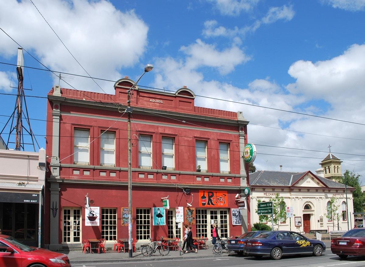 melbourne pubs retreat hotel brunswick