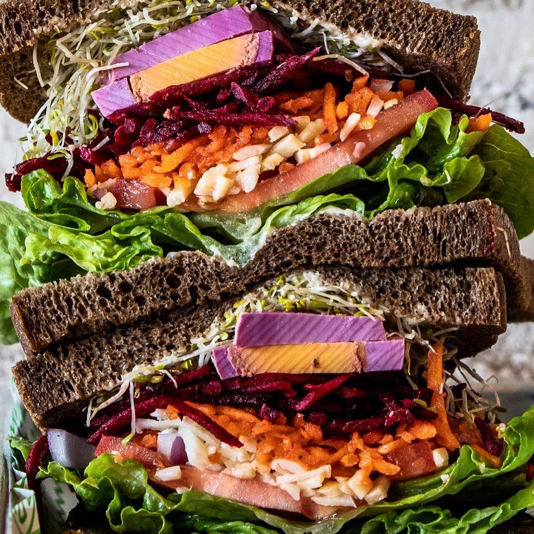 The old-school Kelo's is one of the best sandwich shops in Melbourne.