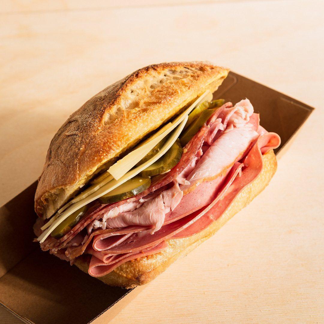 melbourne sandwiches morning market