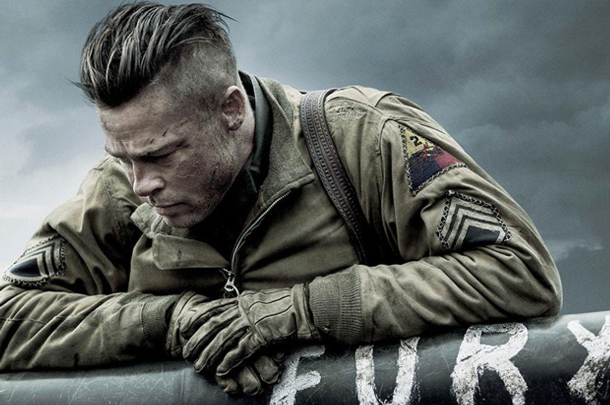 Fury is streaming on Netflix Australia now
