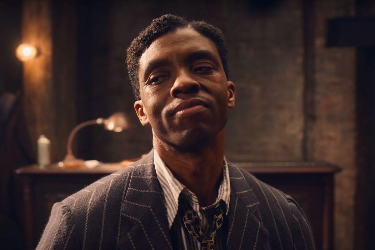 Chadwick Boseman is incredible in Ma Rainey's Black Bottom