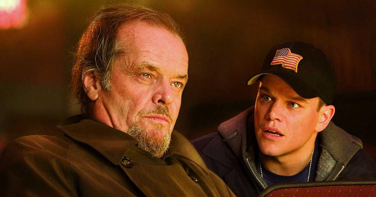 You can stream The Departed on Netflix Australia