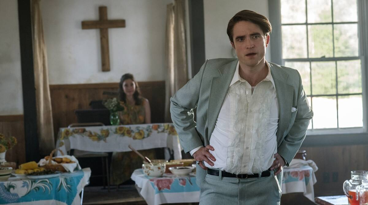 You can stream The Devil All The Time on Netflix Australia right now
