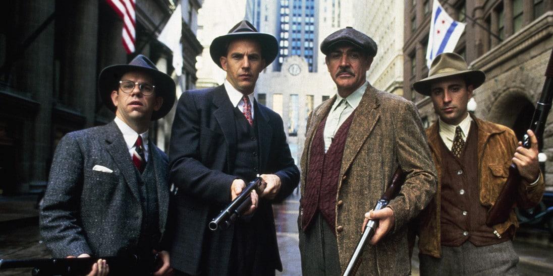 Stream classic gangster film The Untouchables on Netflix Australia