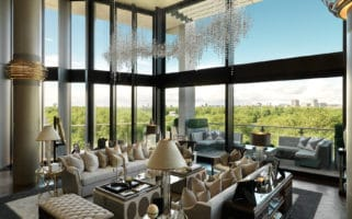 penthouse b one hyde park london most expensive penthouse