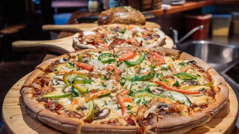 queenstown restaurants the cow pizza