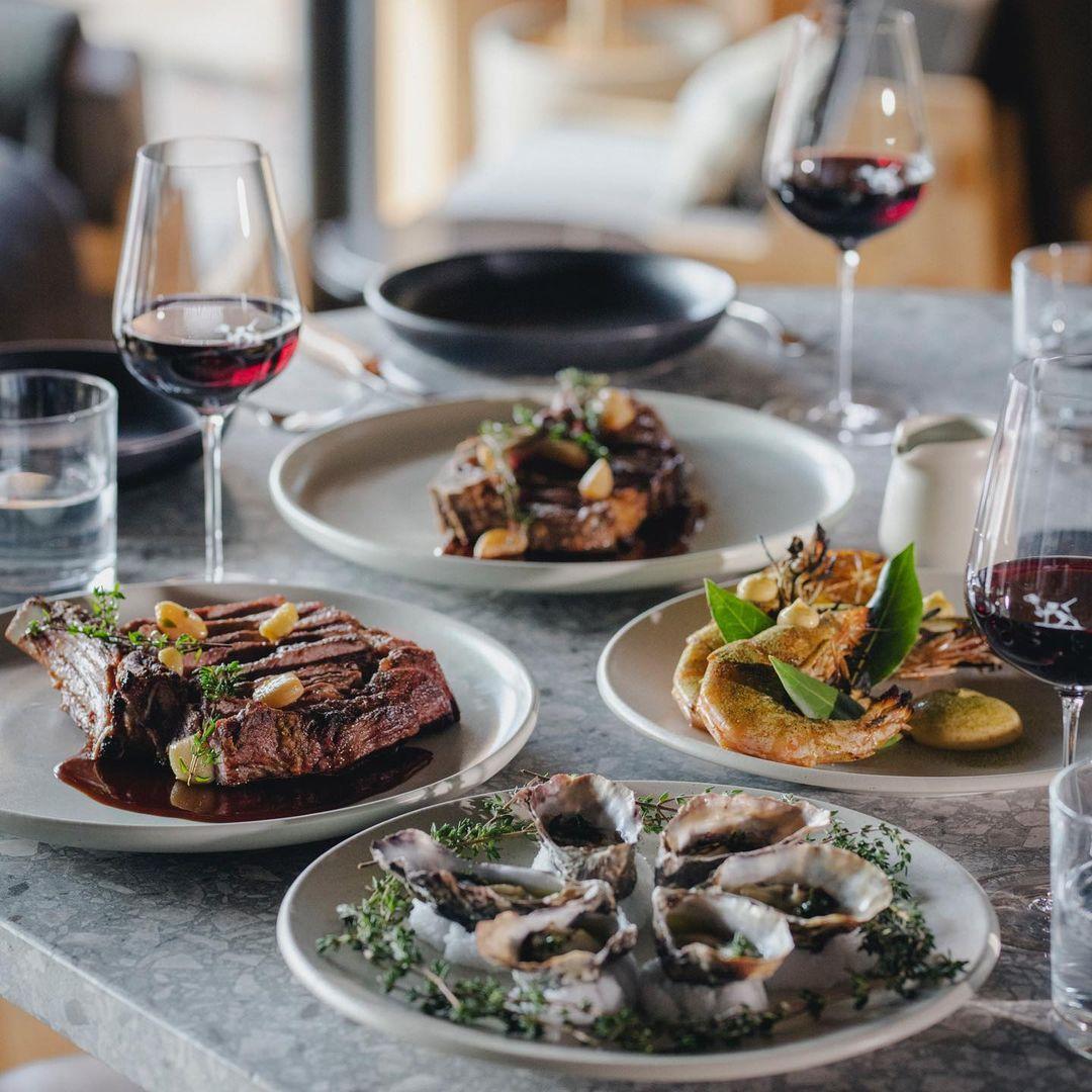queenstown restaurants thelodge