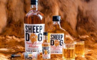 sheep dog peanut butter whiskey