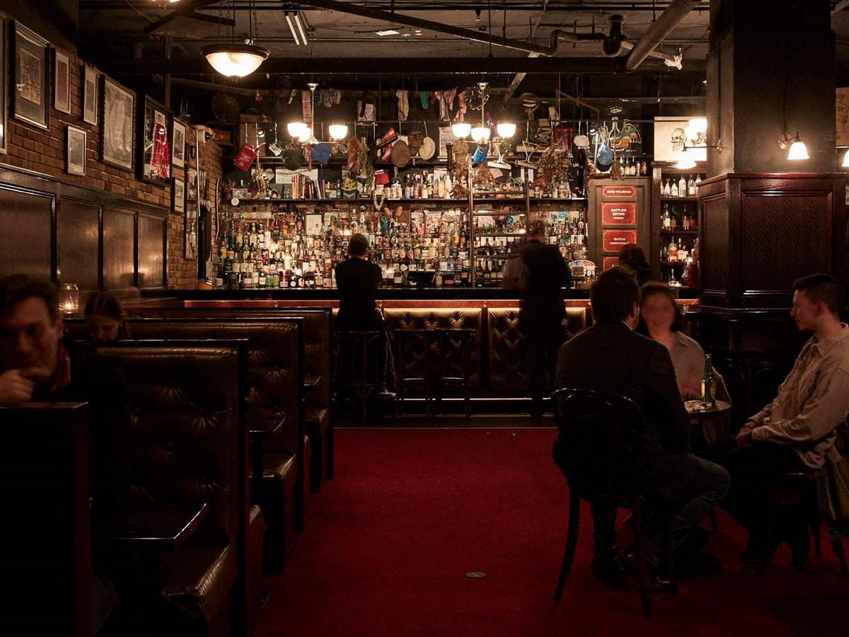 sydney whisky bars ramblin rascal