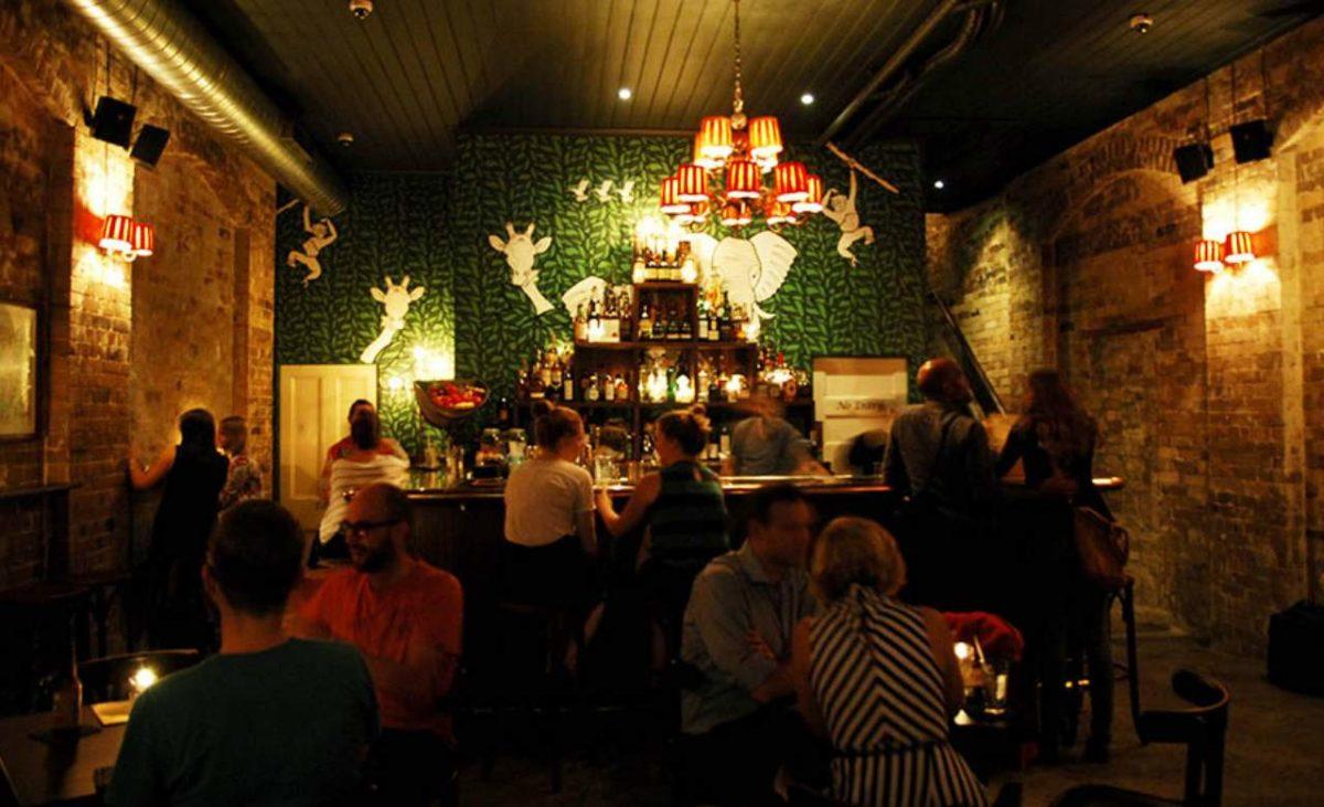 sydney whisky bars the wild rover