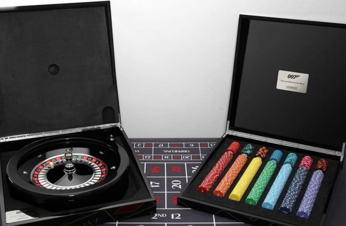 007 Collectors Edition Roulette Wheel