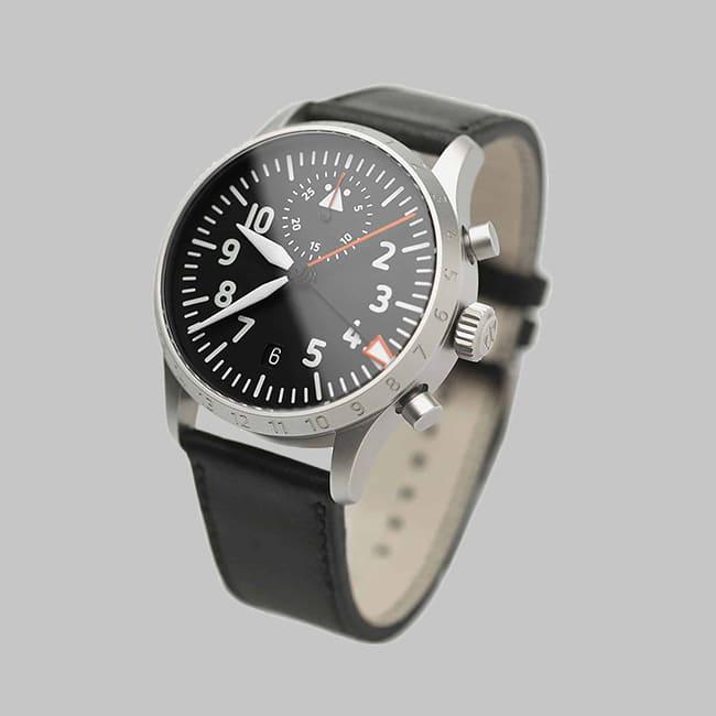 13Stowa Versus GMT Chronograph