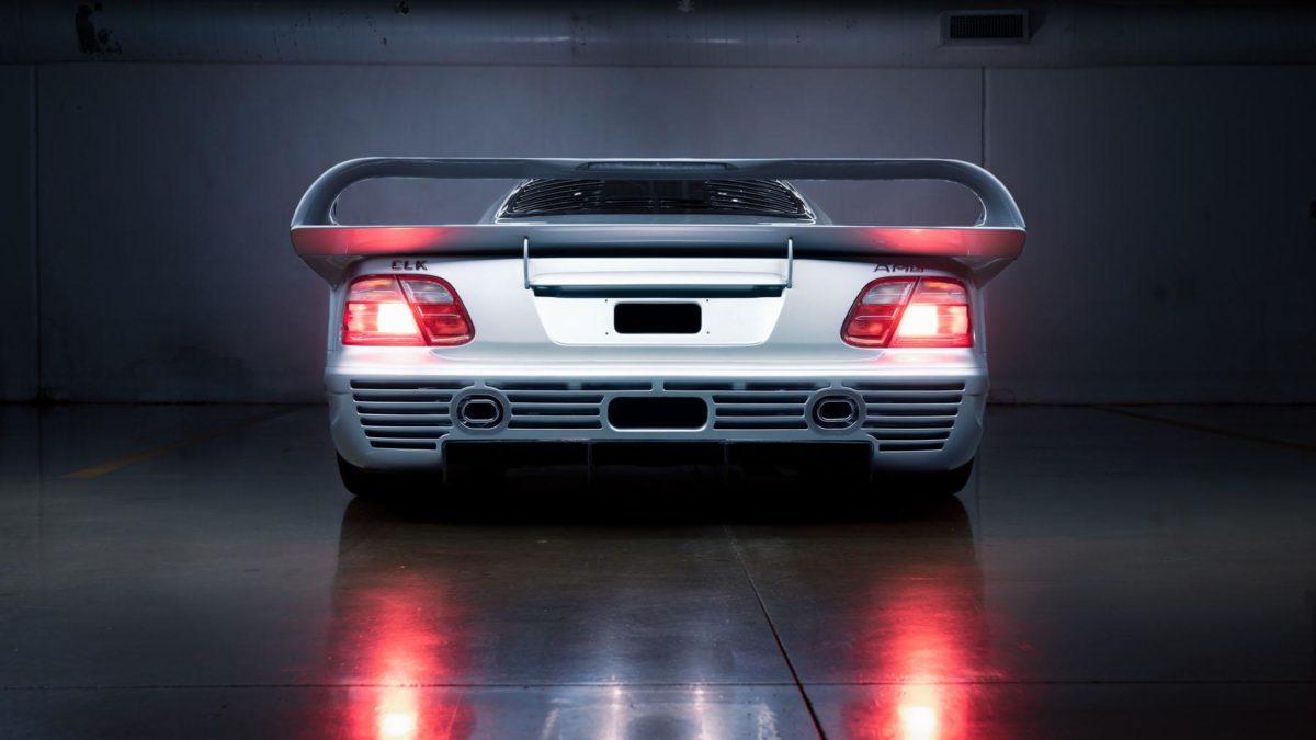 1998 Mercedes Benz AMG CLK GTR Strassenversion Auction