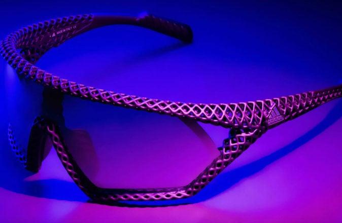 3d printed adidas Sunglasses