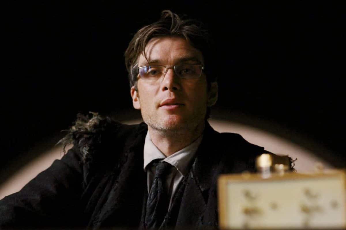 cillian murphy batman audition 2003 - christopher nolan