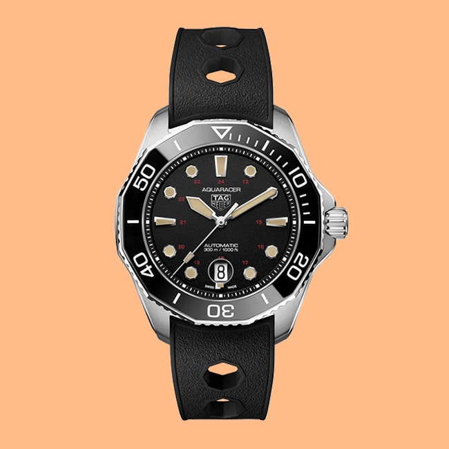 4TAG Heuer Aquaracer Professional 300 Ref. 844 Limited Edition