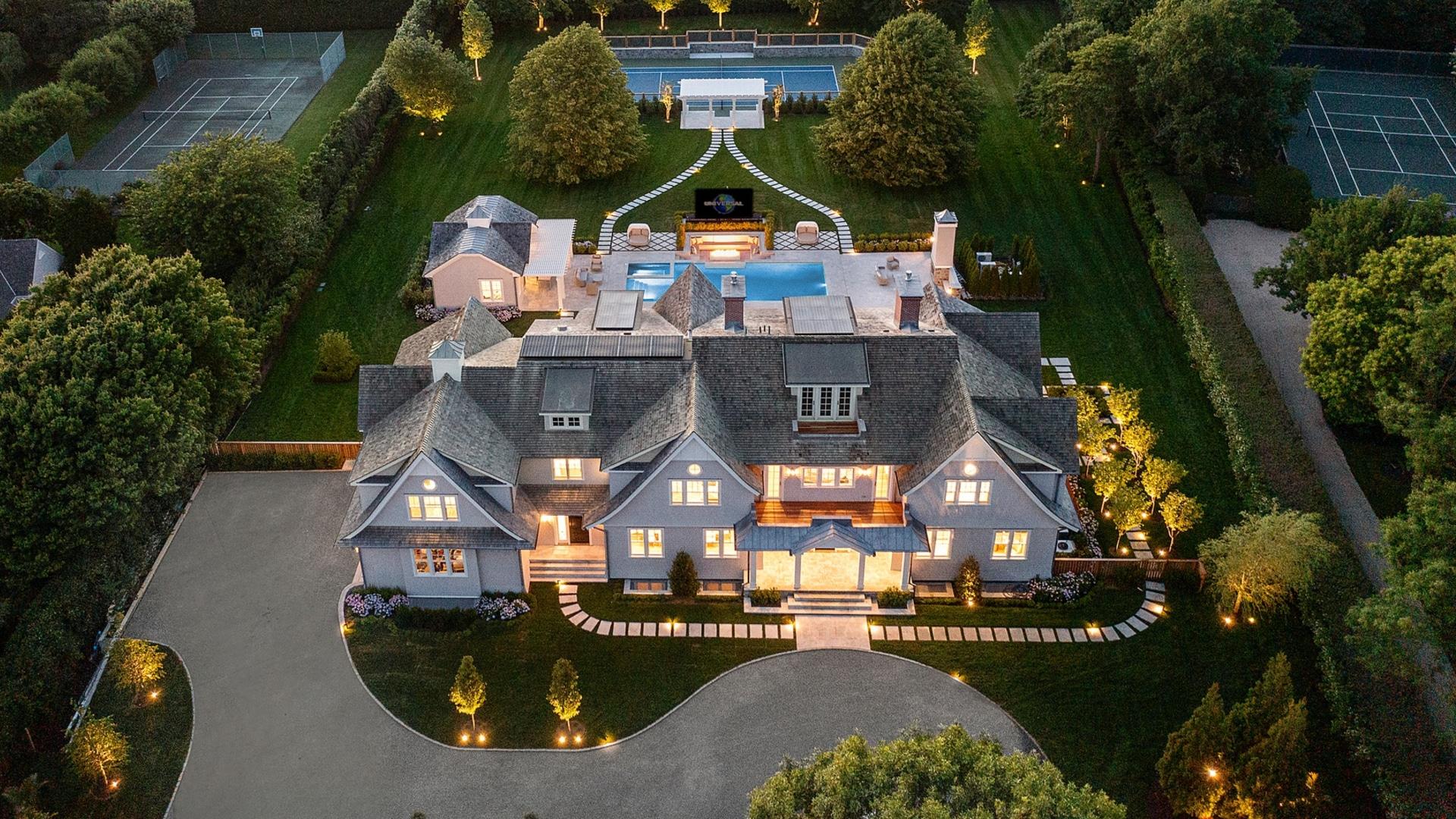63 duck pond lane hamptons mansion