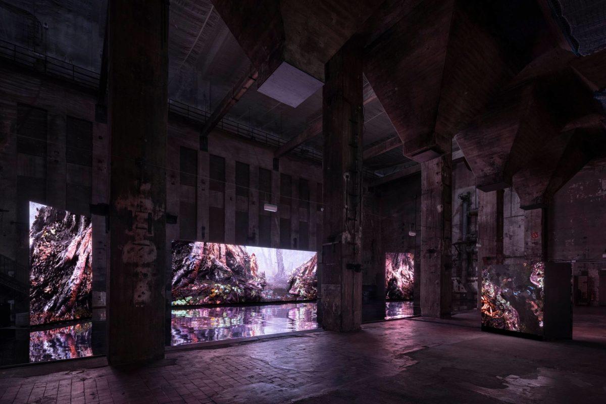 Berl-Berl Berghain Nightclub Art Exhibition