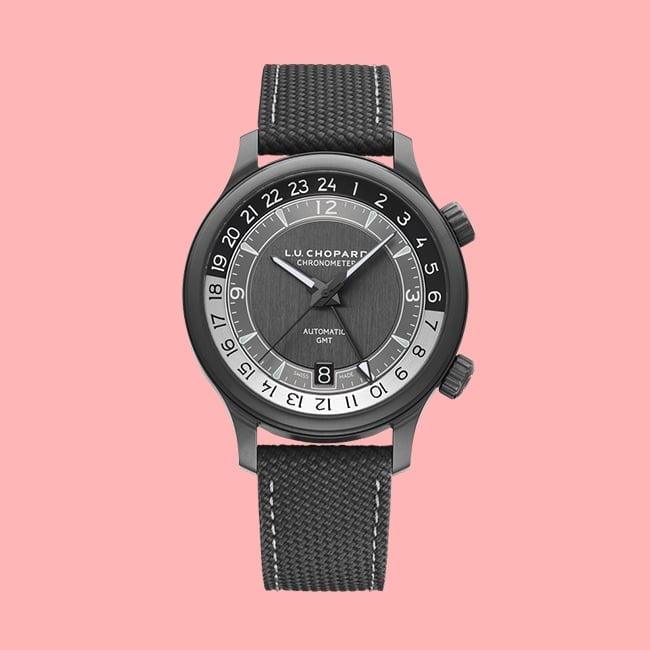 6Chopard L.U.C GMT One Black