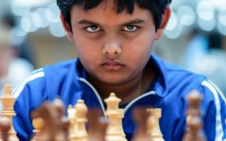 Abhimanyu Mishra Youngest Chess Grandmaster In History 1