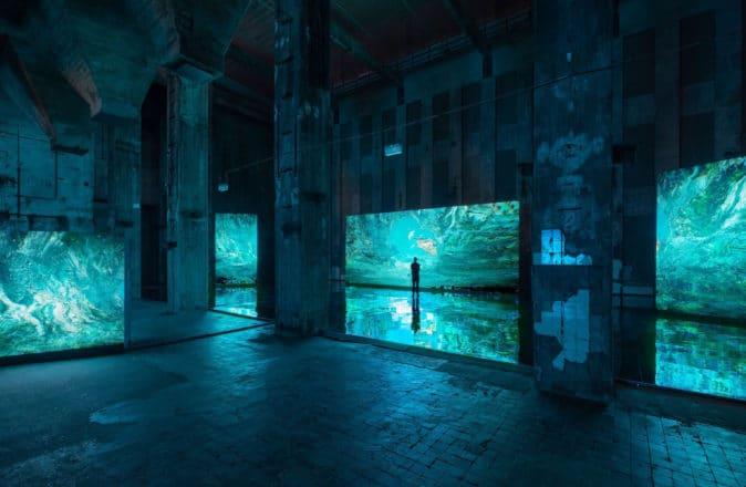 Berl Berl Berghain Nightclub Art Exhibition