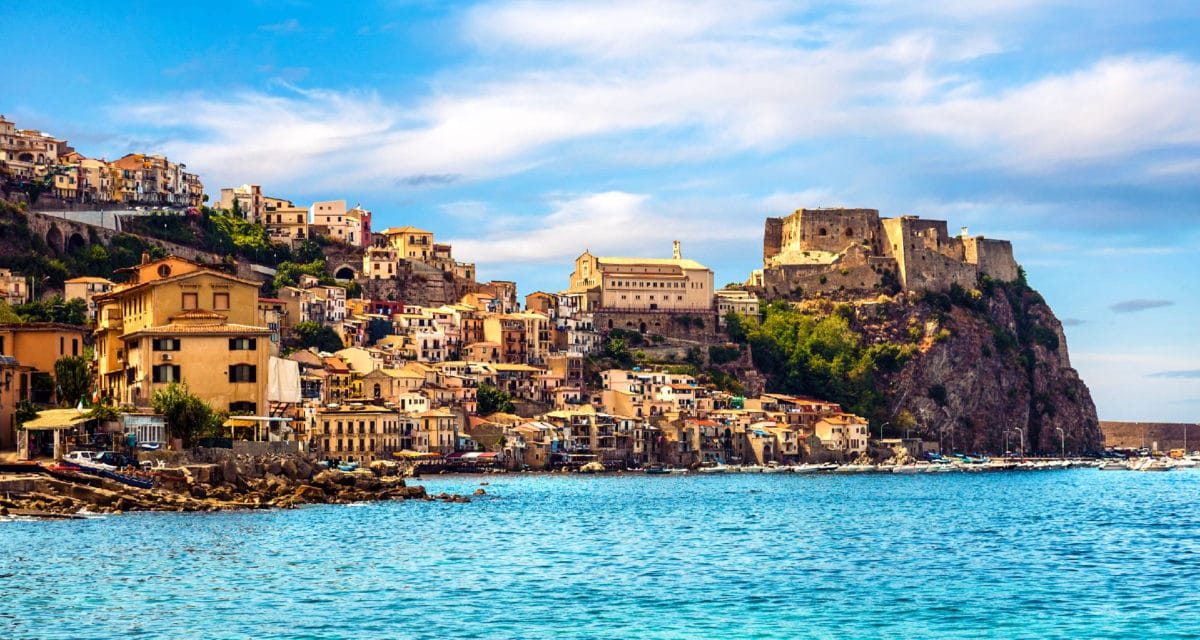 Calabria Southern Italy
