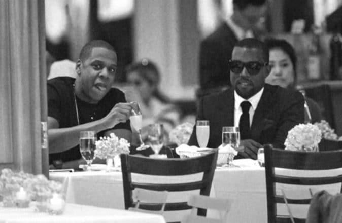 DONDA Jay Z Kanye West Watch The Throne II