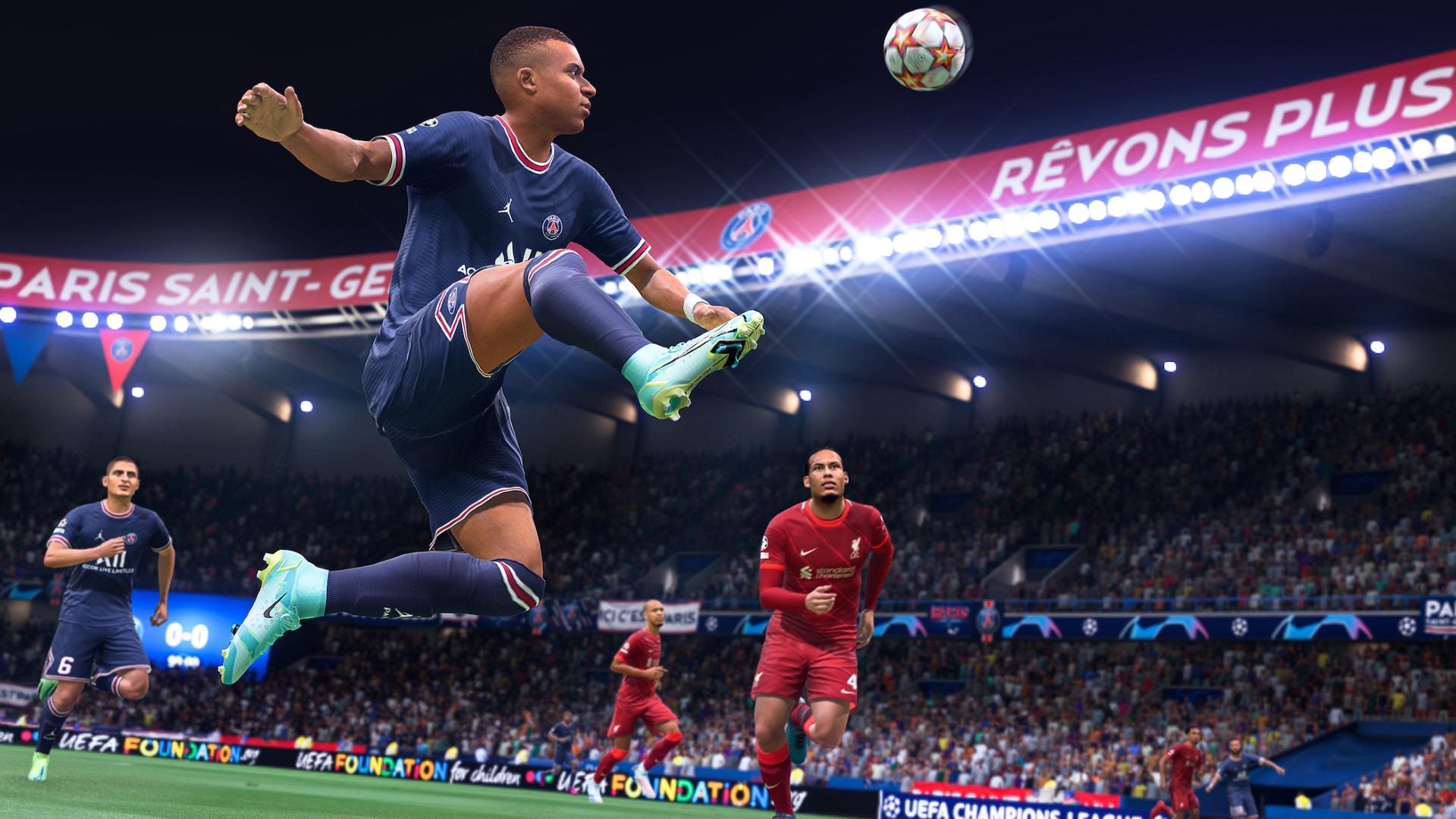 WATCH: 'FIFA 22' Trailer Guarantees The Most Hyper-Lifelike Model But