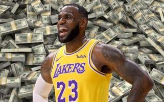 FORBES LeBron James Billionaire