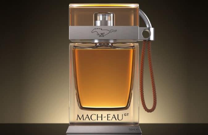Ford Fragrance Mach Eau