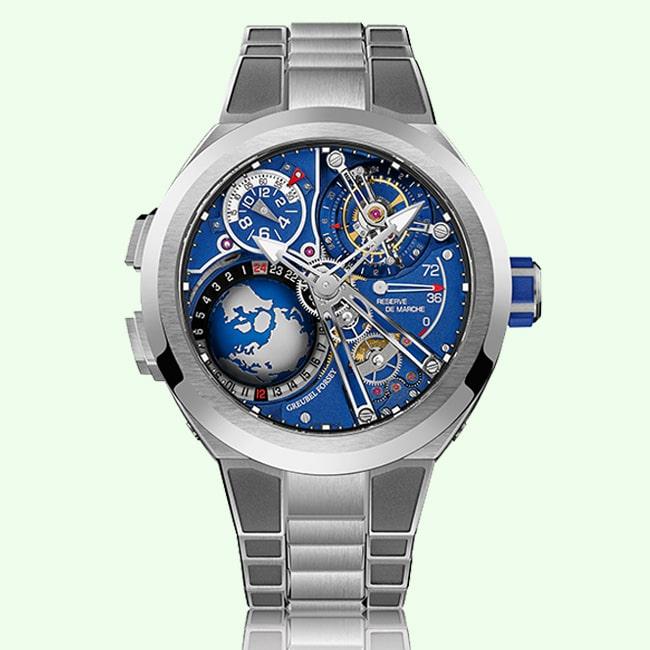 GREUBEL FORSEY GMT Sport Integrated Bracelet