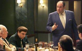 HBO Paid James Gandolfini Tony Soprano The Office 1