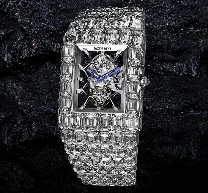 Jacob Co. Billionaire Watch