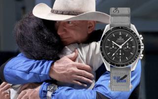 Jeff Bezos custom omega