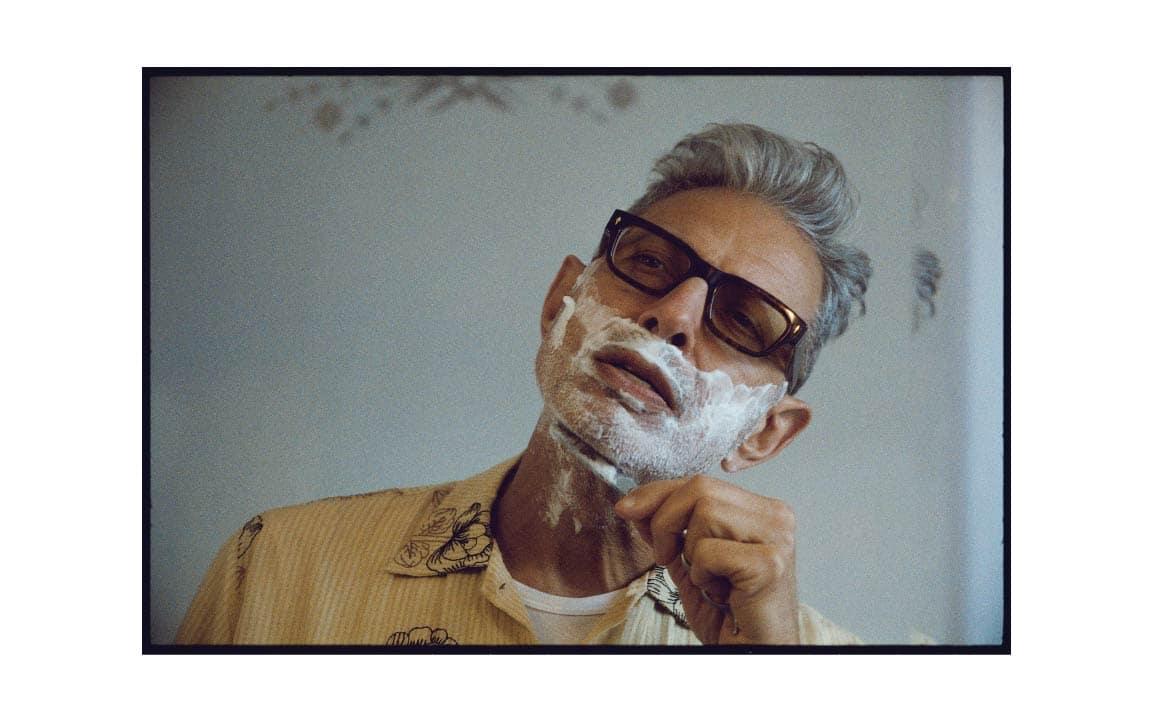 Jeff Goldblum's Glasses
