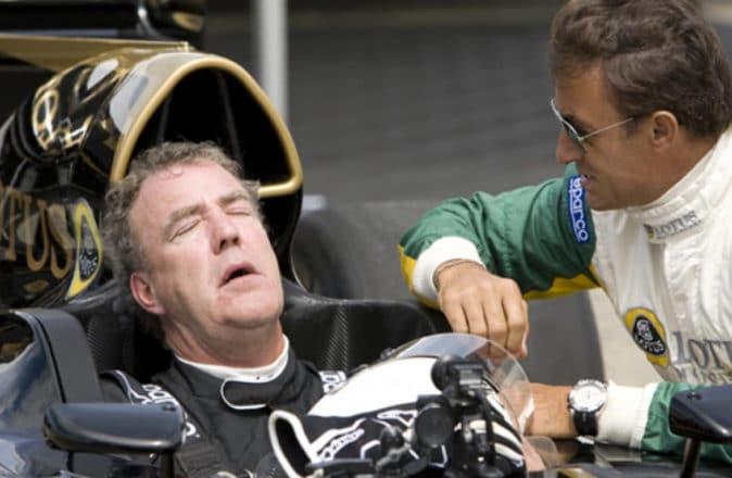 Jeremy Clarkson Explains Everything Wrong With Formula 1