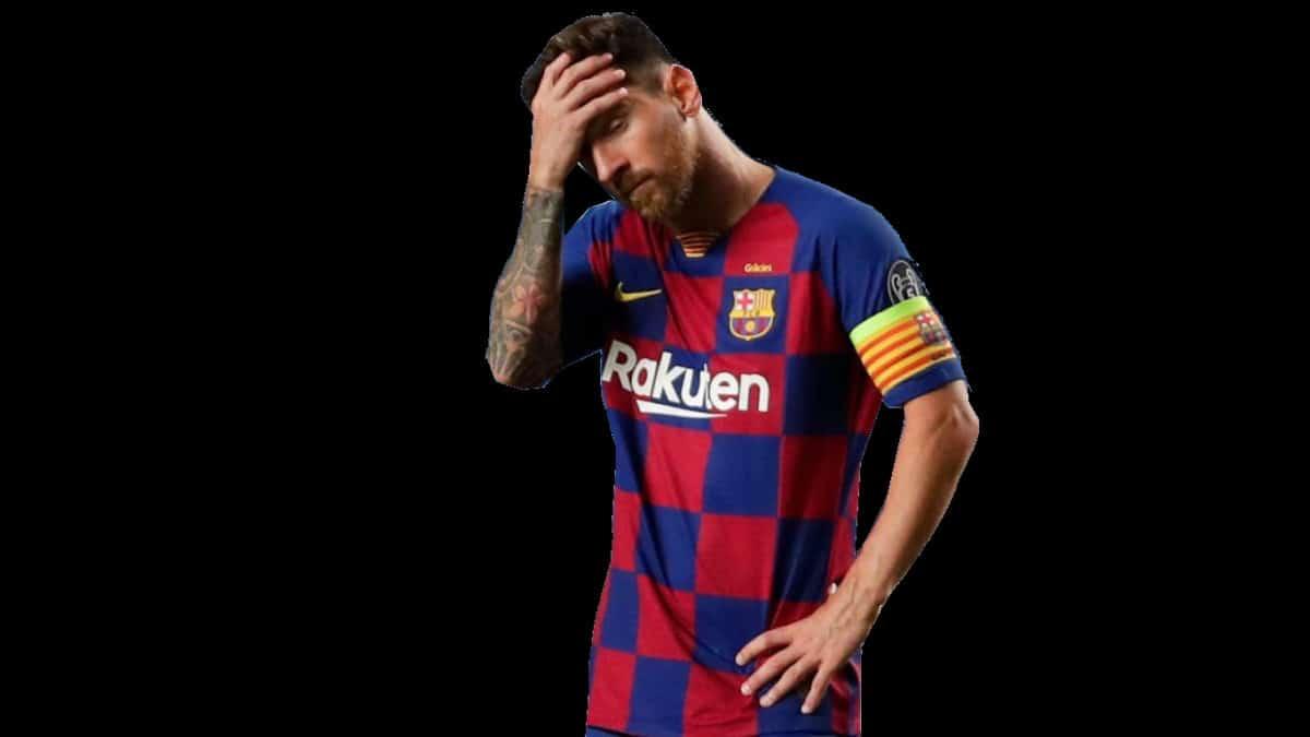 Lionel Messi New Contract FC Barcelona