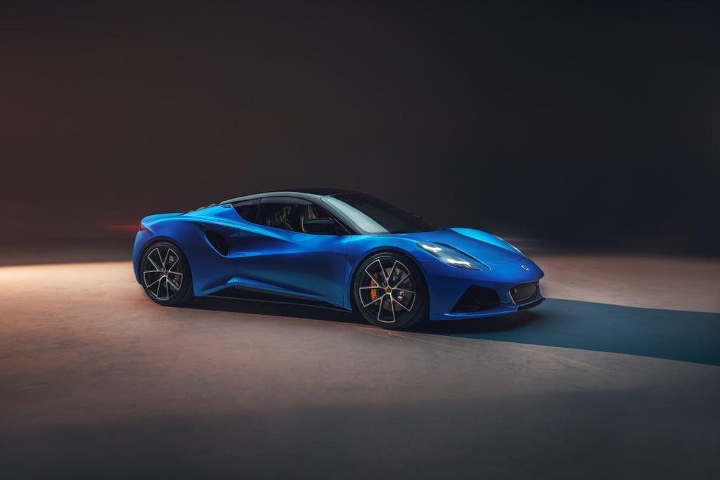 Lotus Emira Front 3qtr 3
